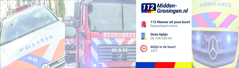 Dé site met 112-nieuws uit Midden-Groningen en omgeving!